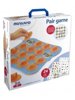 Pair Game - Primeiras Aprendizagens