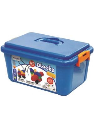 Blocks / Blocos 9 cm - 120 Peças