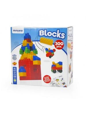 Blocks / Blocos 9 cm - 300 Peças