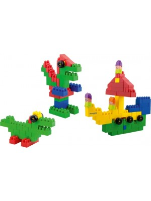 Super Blocks 18 cm - 96 Peças