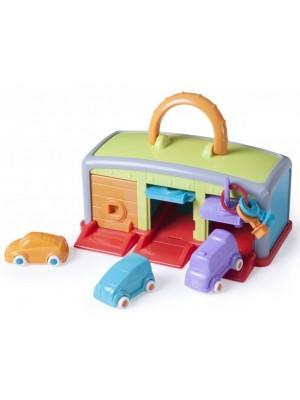 Minimobil - Garagem