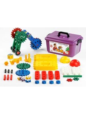 Junior Engeneer Gears / Engenheiro de Engrenagens - 62 Peças