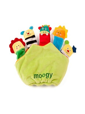 MOOGY - Fantoche de Mãos/Dedos