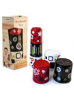 First Senses: Cups - Primeiros Sentidos: Copos