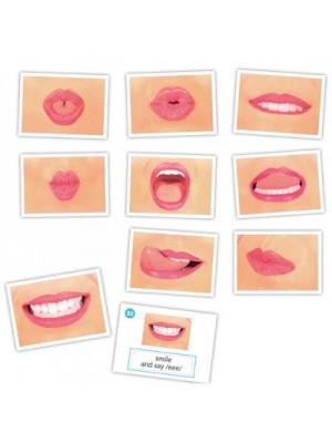 Praxias Orofaciais - logo bits for oral