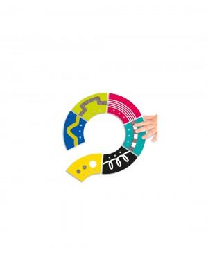 Cartões Táteis para Criar Percursos / Circuitos