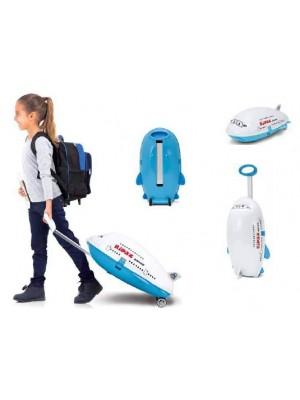 Mala Viagem / Trolley Escolar Criança - Avião
