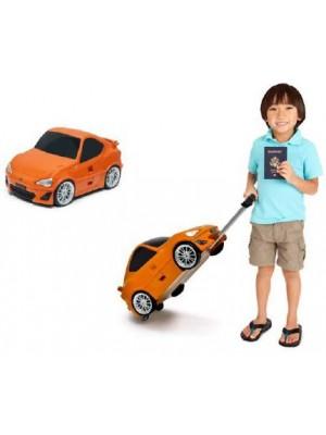 Mala Viagem / Trolley Escolar Criança - Toyota Laranja