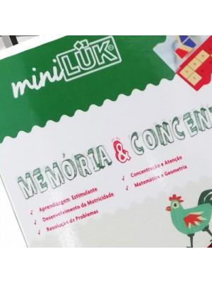 MiniLUK Pack Memória & Concentração